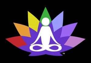 Meditate Logo Only v2c Reversed
